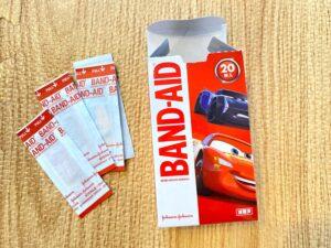 cars-bandage