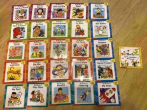 sight word readers all books